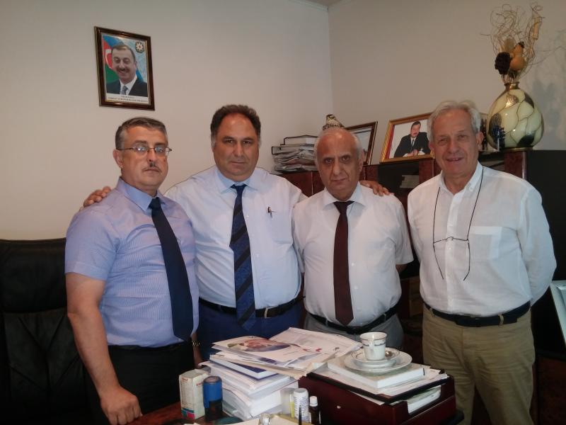 Veterinary Vaccines Factory Set-Up , EPC Contract signed, Azerbaijan